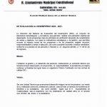 Plan de trabajo anual de la unidad técnica.(TESORERÍA)